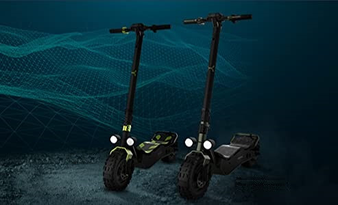 Patinete electrico Cecotec Serie Z Off Road